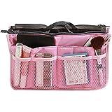 高品質 【システムバッグインバッグ(男女兼用)10カラー】 お財布・携帯などの必需品から手帳やペンもピッタリサイズ!