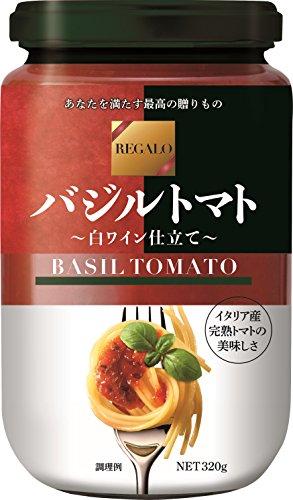 レガーロ バジルトマト(320g)