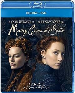 【Amazon.co.jp限定】ふたりの女王 メアリーとエリザベス ブルーレイ+DVD(ポストカード付き) [Blu-ray]