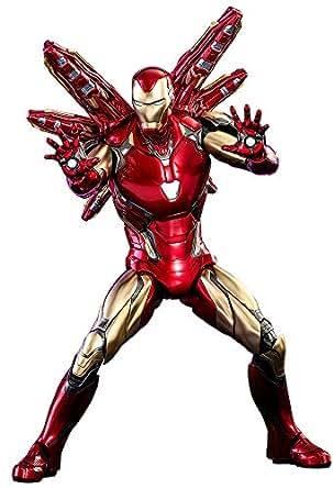 【ムービー・マスターピース DIECAST】『アベンジャーズ/エンドゲーム』1/6スケールフィギュア アイアンマン・マーク85