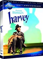 Harvey (Blu-ray + DVD)【DVD】 [並行輸入品]