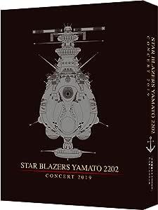 【Amazon.co.jp限定】「宇宙戦艦ヤマト2202」コンサート2019 Blu-ray (特装限定版) (線画3点セット(宇宙戦艦ヤマト/アンドロメダ/ノイ・デウスーラ)付)