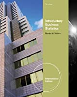 Introductory Business Statistics, International Edition (with Bind In Printed Access Card)