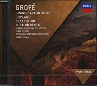Grofe: Grand Canyon Suite (Virtuoso series) by Detroit Symphony Orchestra