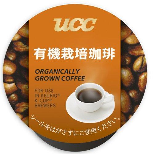 ブリュースター UCC 有機栽培珈琲 8g×12個
