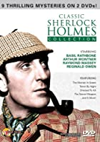 Classic Sherlock Holmes Collection [DVD] [Import]