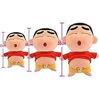 クレヨンしんちゃんぬいぐるみ クレヨン新ちゃんぬいぐるみ クレヨンしんちゃんおもちゃ あくびをしてる クレヨンしんちゃんマスコットぬいぐるみ 三つサイズ揃え(35cm?45cm?55cm) shinnosuke staff toy (35cm)