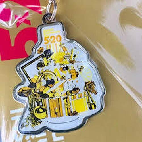 嵐 ARASHI Anniversary Tour 5×20 公式グッズ 会場限定チャーム 第2弾 北海道 札幌ドーム 限定