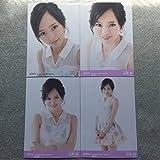 AKB48 2016年 3月 March 福袋当選品 月別 復刻版 生写真 共通ポーズ 4種コンプ 山本彩 NMB