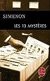 Les 13 Mystères (Ldp Simenon)