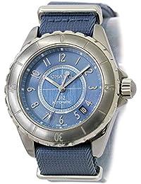 8d097d9f13f6 シャネル CHANEL J12 G.10 クロマティック 38mm メンズ 腕時計 H4338 チタンセラミック ブルー オートマ 自動巻き 【中古】…