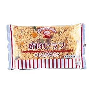 MCC 焼肉ピラフ (キムチ入) 270g 5個入り 国産米