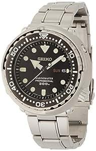 [プロスペックス マリンマスター]PROSPEX MARINE MASTER 腕時計 ダイバーズウオッチ クオーツ サファイアガラス 300m ダイバー SBBN031 メンズ
