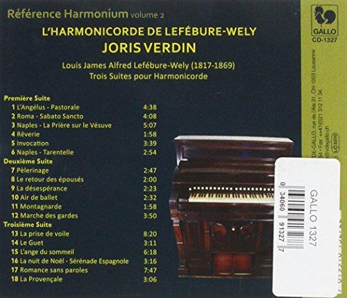 Reference Harmonium Vol. 2