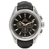 (オメガ) OMEGA オメガ 時計 メンズ OMEGA 231.53.44.50.01.001 シーマスター アクアテラ 腕時計 ウォッチ シルバー/ブラック[並行輸入品]