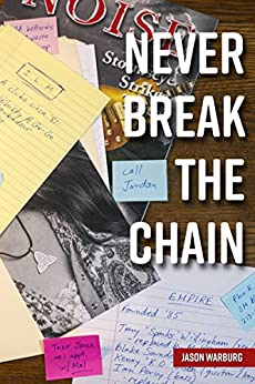 Never Break the Chain by [Warburg, Jason]