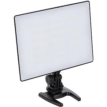 YONGNUO YN300 Air LEDビデオライト 薄型 定常光ライト 3200K48球+5000K48球 照明・撮影ライト 電池・ACアダプター別売り