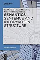 Sentence and Information Structure (Mouton Reader)