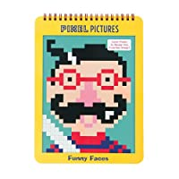 Funny Faces Pixel Pictures