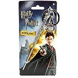 Harry Potter(ハリー?ポッター) メタルキーホルダー/キーチェーン (ハリー?ポッターの杖) [並行輸入品]