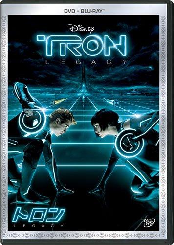 トロン:レガシー DVD+ブルーレイ・セット [Blu-ray]の詳細を見る
