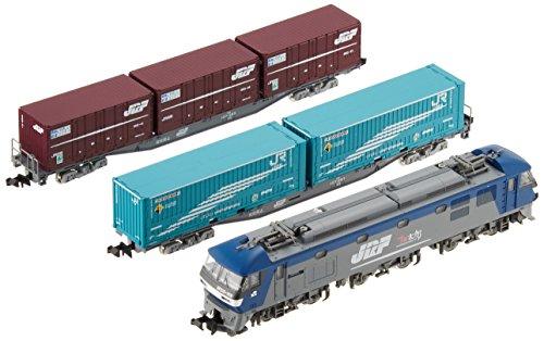 JR EF210コンテナ列車セット 92491