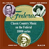 Federal Label Classic Country