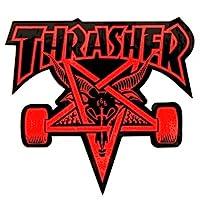 スラッシャー ( THRASHER ) SKATE GOAT M ステッカー スケートボード スケボー
