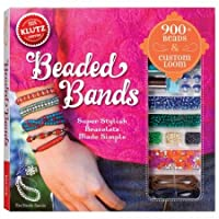 Beaded Bands Book Kit- [並行輸入品]