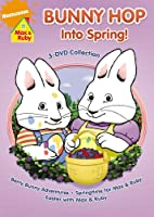 Max & Ruby: Bunny Hop Into Spring - 3 Dvd Coll [Import]