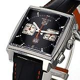 タグ・ホイヤー TAG HEUER モナコ クロノグラフ 1200本限定 CAW211K 中古 腕時計 メンズ [並行輸入品]