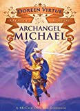 Archangel Michael Oracle Cards: A 44-Card Deck and Guidebook 画像