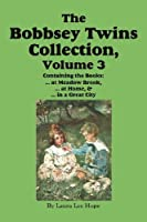 The Bobbsey Twins Collection, Volume 3: At Meadow Brook; At Home; In a Great City