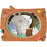 My Neighbor Totoro Himitsu Himitsu Secret Base in Feast Paper Theater
