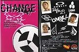CHANGE(チェンジ) Professional Surfer 3T〜田中樹、田嶋鉄兵、高梨直人