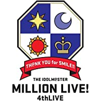 【Amazon.co.jp限定】 THE IDOLM@STER MILLION LIVE! 4thLIVE TH@NK YOU for SMILE! LIVE Blu-ray COMPLETE THE@TER