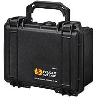 PELICAN(ペリカン) 小型防水ハードケース 1120HK ブラック 1120HKBK 1.7L