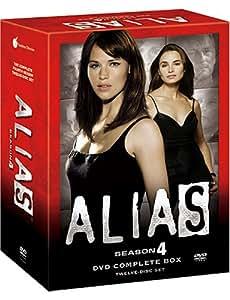 エイリアス シーズン4 DVD COMPLETE BOX