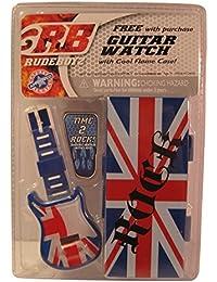 RudeboyzギターWatch withケース