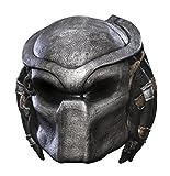 すべての機会Ru4471プレデターヘルメット?マスク?チャイルド0.75の場合コスチューム