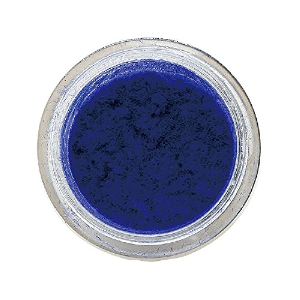 風景交流する畝間ベルベットネイル 1g ブルー