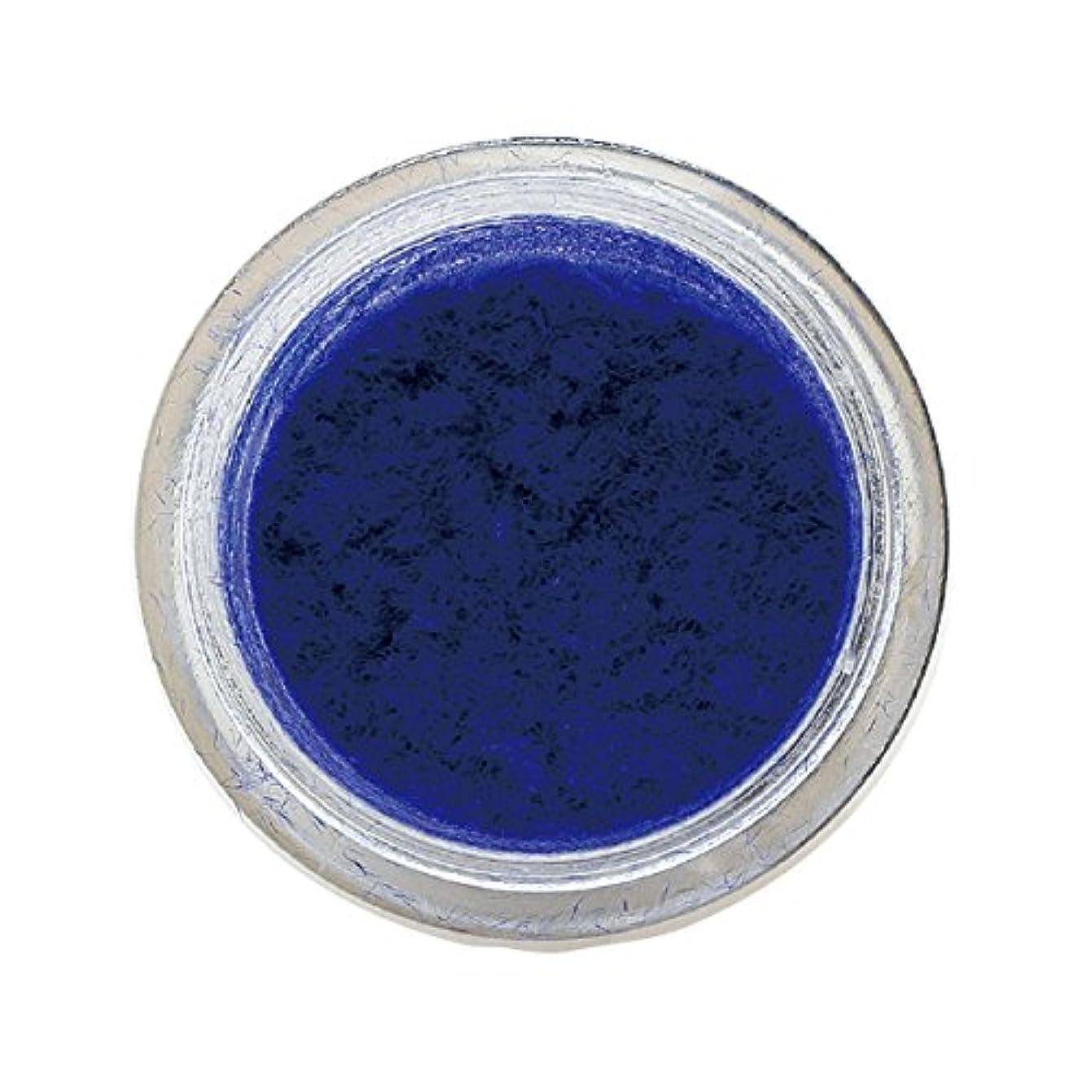 焦がすスラダム強調ベルベットネイル 1g ブルー