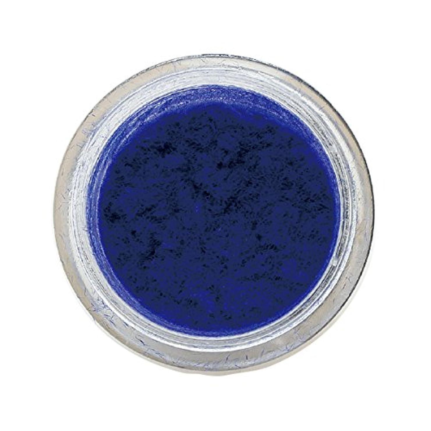 材料考え暗記するベルベットネイル 1g ブルー