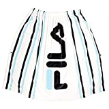 フィラ FILA(フィラ) ラップタオル 96cm 子供 大人兼用 巻きタオル 着替え バスタオル サックス-SAX 96cm丈