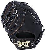 ZETT(ゼット) 野球 軟式 ファーストミット ウイニングロード 左投用 ブラック(1900) RH BRFB33813