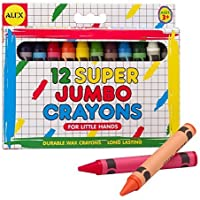 アレックス ALEX Toys Artist Studio 12 Super Jumbo Crayons by アレックス ALEX Toys (並行輸入品)