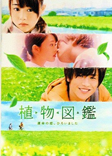 【映画パンフレット】 植物図鑑 運命の恋、ひろいました...