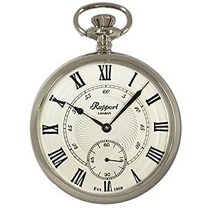 [ラポート]RAPPORT 懐中時計 手巻き スモールセコンド PW23 【正規輸入品】