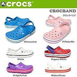 (クロックス)CROCS サンダル CROCBAND クロックバンド メンズ クロックス レディース クロックス 11016 crs16-010a crs16-010a