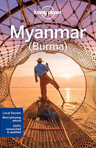 Lonely Planet Myanmar (Burma) (Lonely Planet Travel Guide)